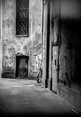 одиночество (в частной коллекции)